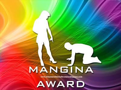 1a Mangina award