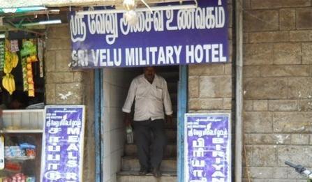 1e Military Hotel