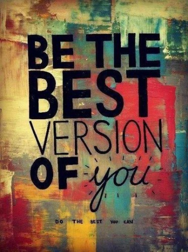 13h be the best version of you