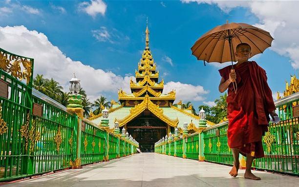 33g Burma pagoda
