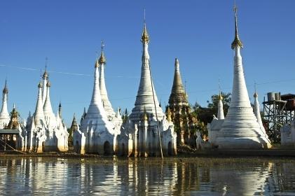 33h Mayanmar Pagoda