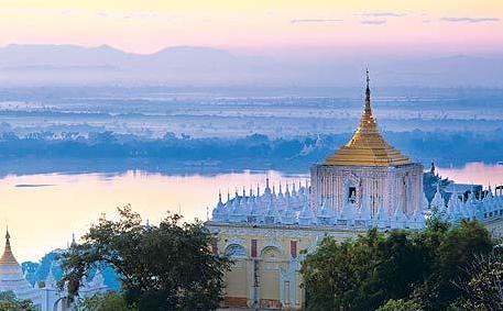 33i Mayanmar Pagoda
