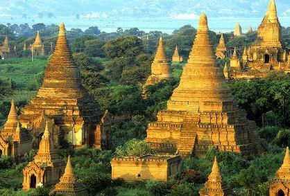 33k Burma Temple