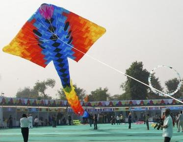 34f Gujarat Kite