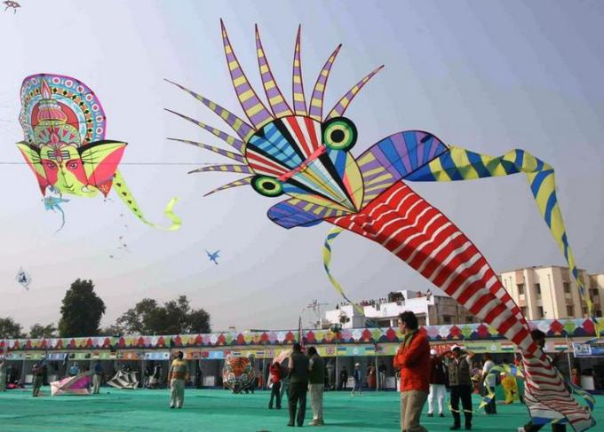 34h Gujarat Kite