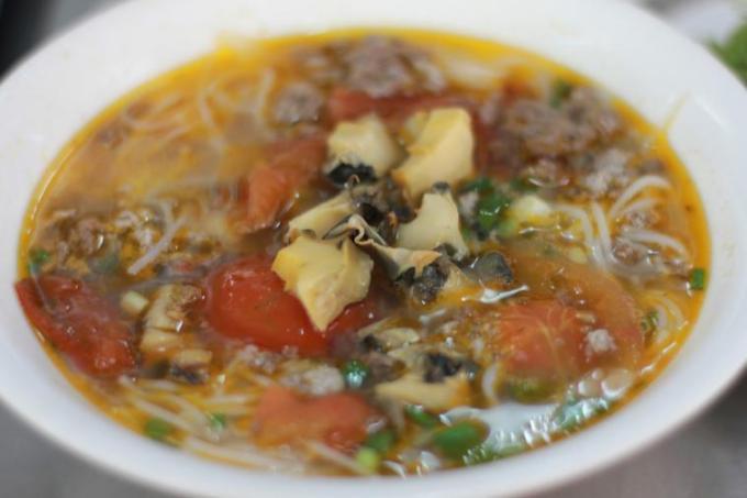 1 Saigon snail soup