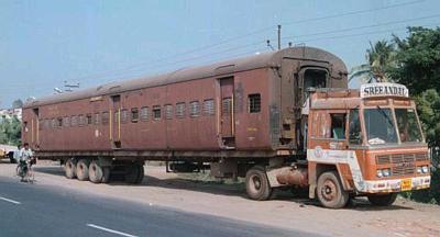 TrainTruck