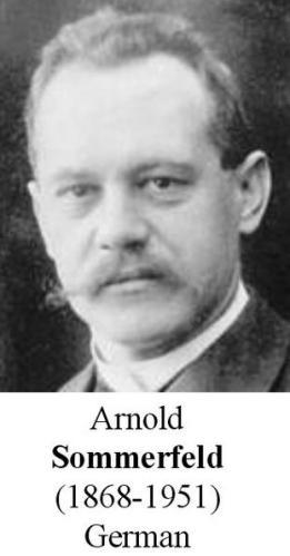 10 Arnold Sommerfeld