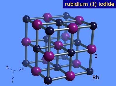 14 Rubidium Iodide