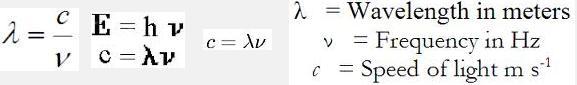 14 speed of light c=lambda X nu