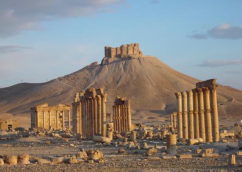 31f Palmyra syria