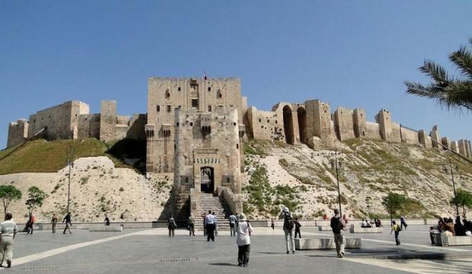 31h Cyprus fort