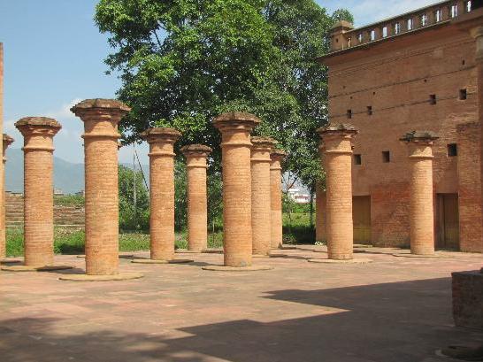 31w Imphal ruins