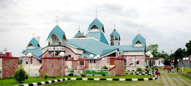 31z Manipur church
