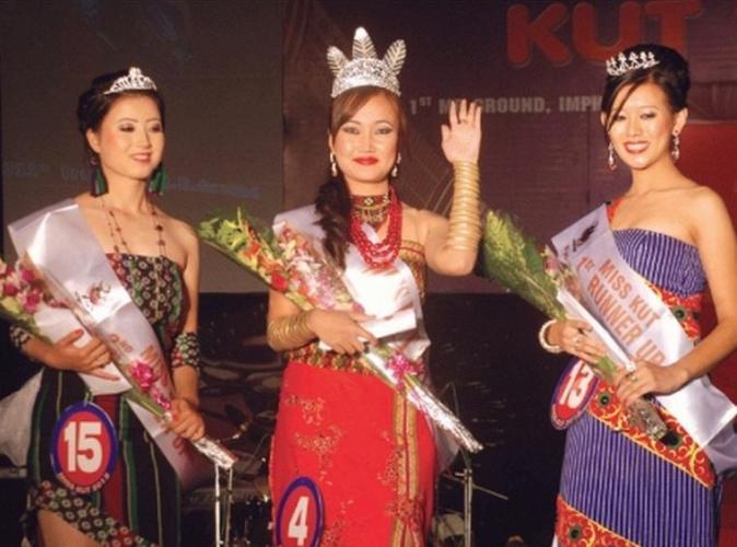 32e Miss kut Manipur
