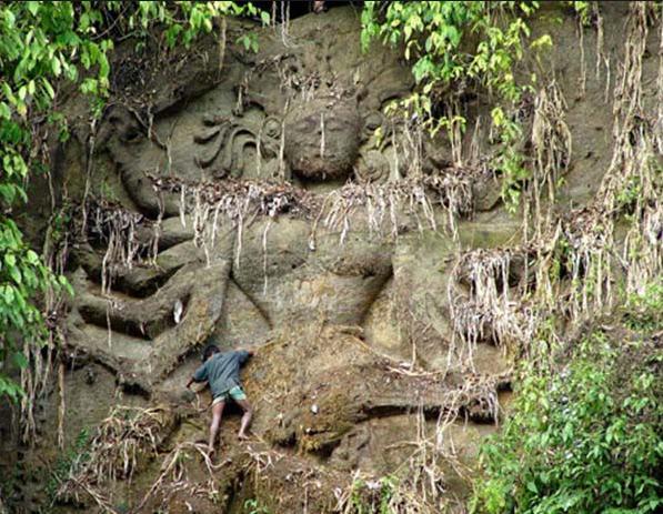 32l In Tripura hill
