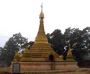 32o Tripura Temple