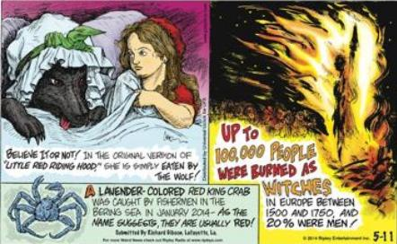 41a upto 1 lakh people were burnt as witches