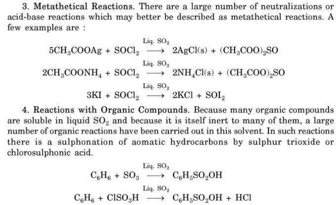6 Metathetical Reactions
