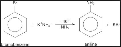 7 KNH2 reaction