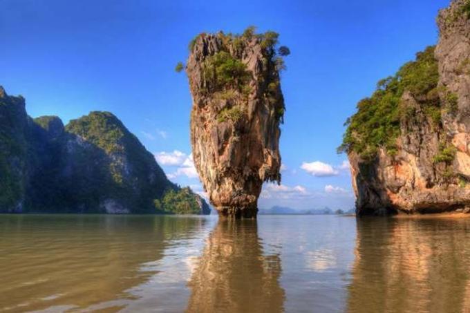 71a Ko Tapu Island, Thailand