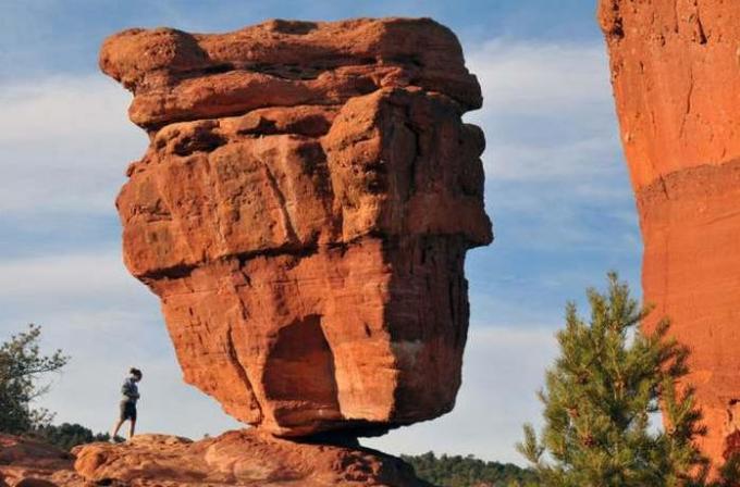 73a Balanced Rock, Garden of the Gods, Colorado
