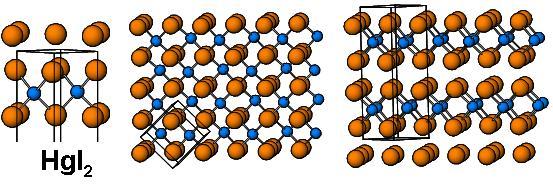 9 HgI2 structure