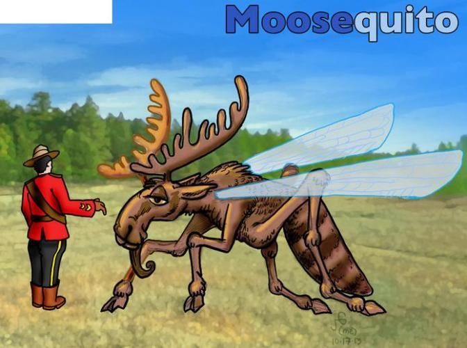 Moosequito