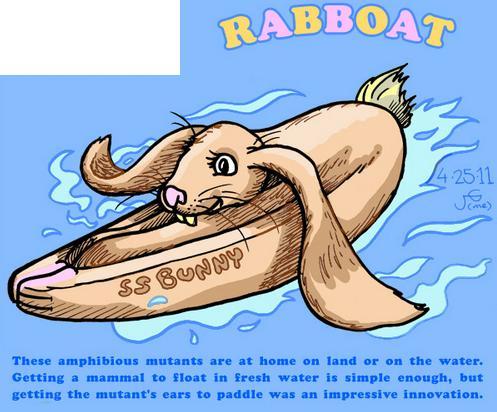 Rabboat