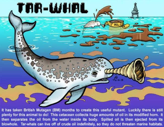 Tar Whal