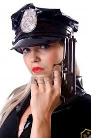 woman police