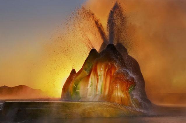 Yellow Volcano