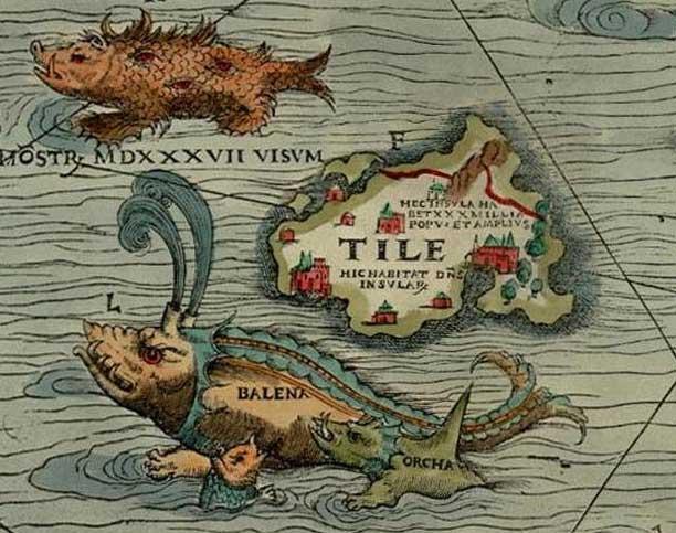 49 Thule map