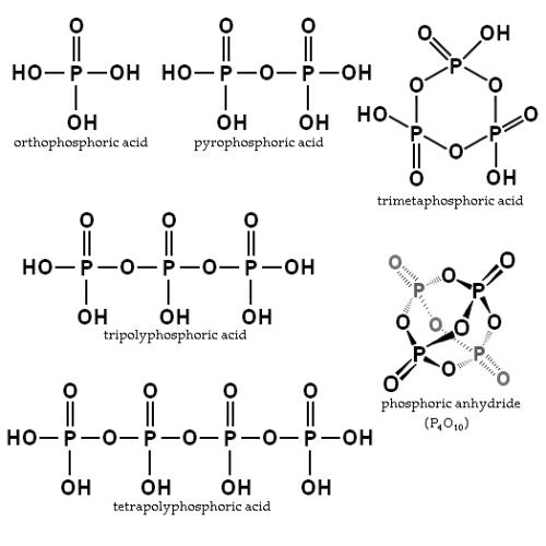 Phophorous acids