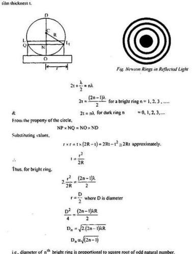 36 Newtons rings interference SKMClasses IIT JEE Bangalore