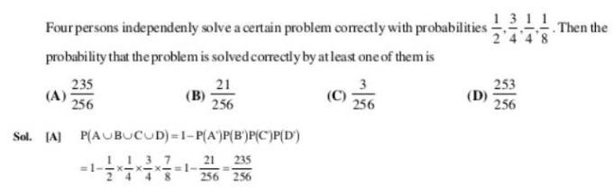 39a Probability