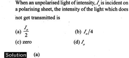 47 unpolarized light of intensity I