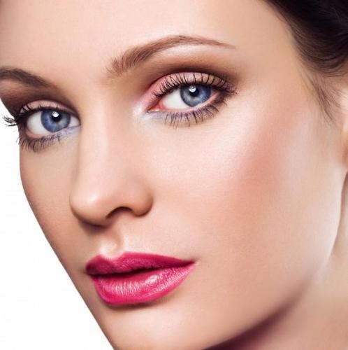 50 Beautiful pink lips