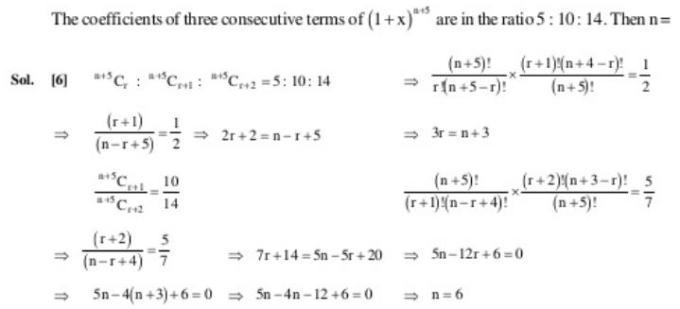 52a Binomial Theorem