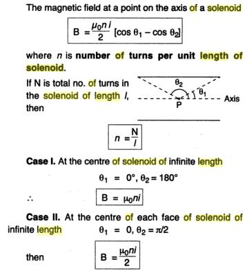 55b Solenoid of finite length cos
