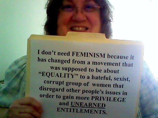 1 Feminism now