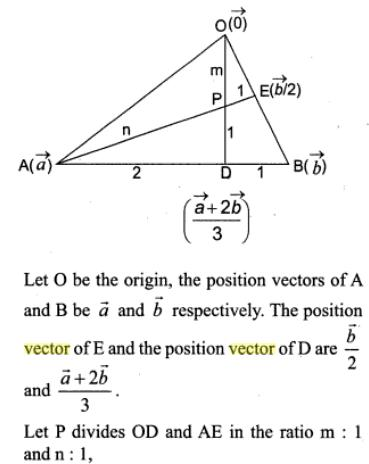 10 Vectors midpoints triangle parallelogram SKMClasses Subhashish Sir Bangalore