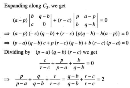 105 Algebra Determinant Bhai bhai