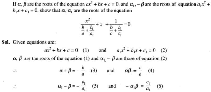 108 Quadratic Equations