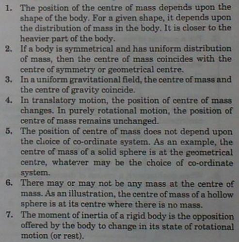 11j center of mass concepts