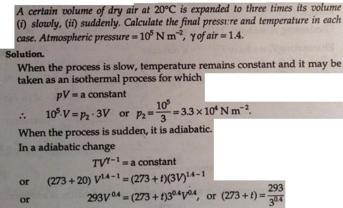 15 KTG dry air 20 deg celcius expanded