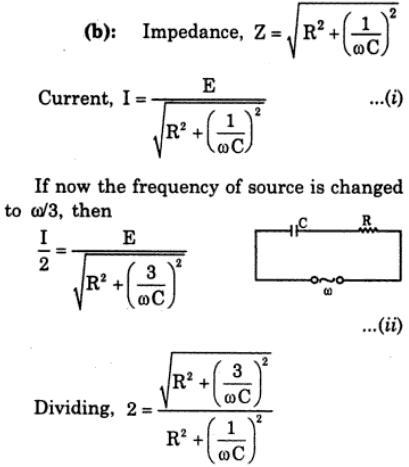 24 AC source angular frequency SKMClasses IIT JEE Bangalore