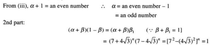 30 Binomial theorem
