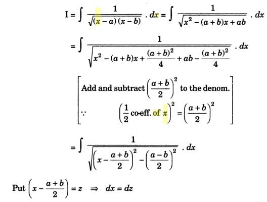 31a Integration of root x minus a into x minus b