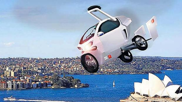 31l Flying car